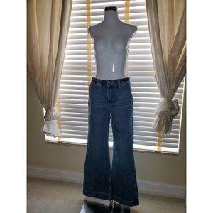 J.CREW Wide Leg Jeans NWT